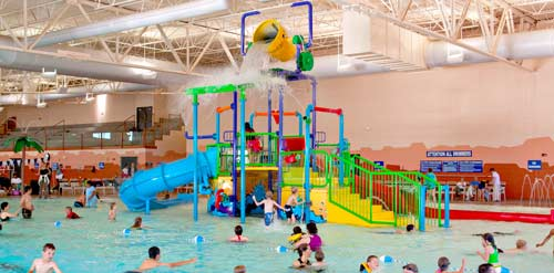 Community Center Aquatics Washington City Utah