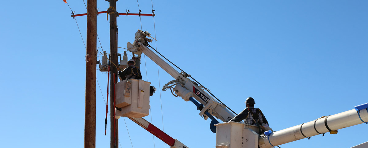 Power Department - Washington City Utah