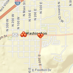 Maps and GIS - Washington City Utah